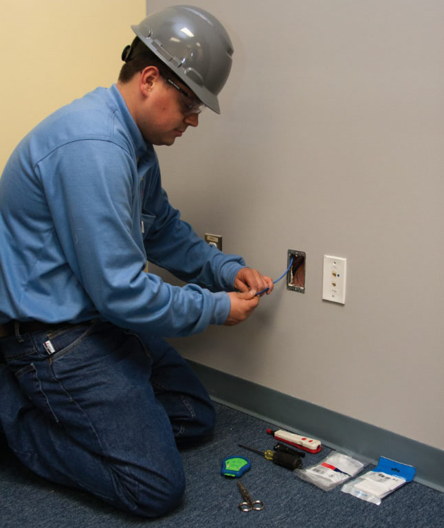 train for a career as an electrical installer technician