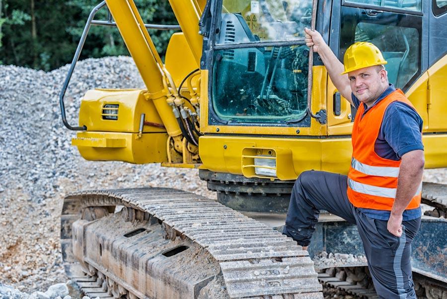 Constructinon Equipment Operator Careers