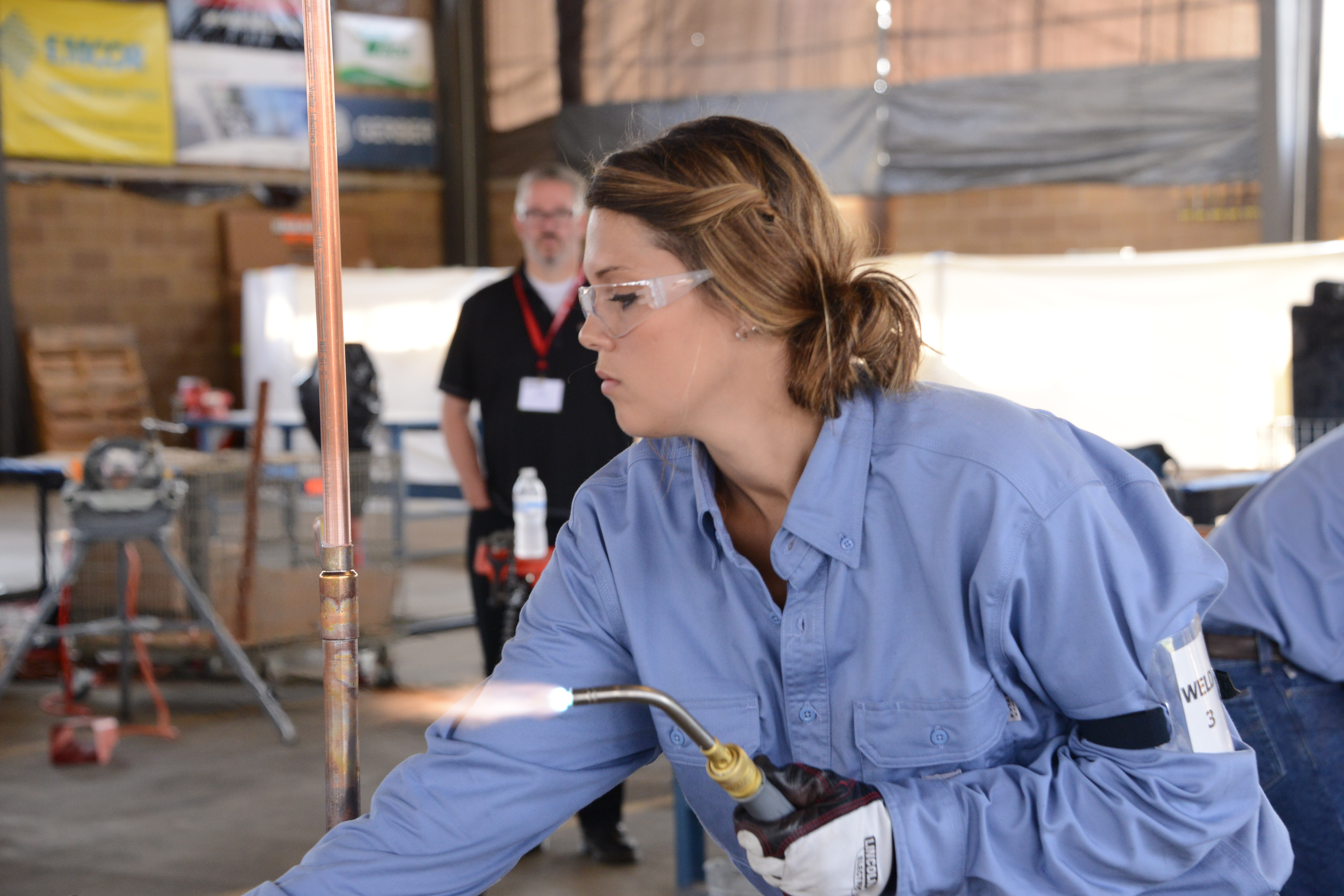Construction Careers for Welder